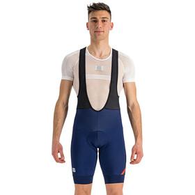Sportful Fiandre No Rain 2 Pantaloncini Uomo, blu